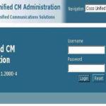 Guida configurazione server voip CUCM Cisco 6.0.1 su VmWare (callManager)