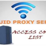 Video Guida configurazione access list su squid proxy server linux