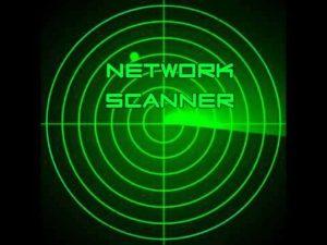 network scanner IP Lan