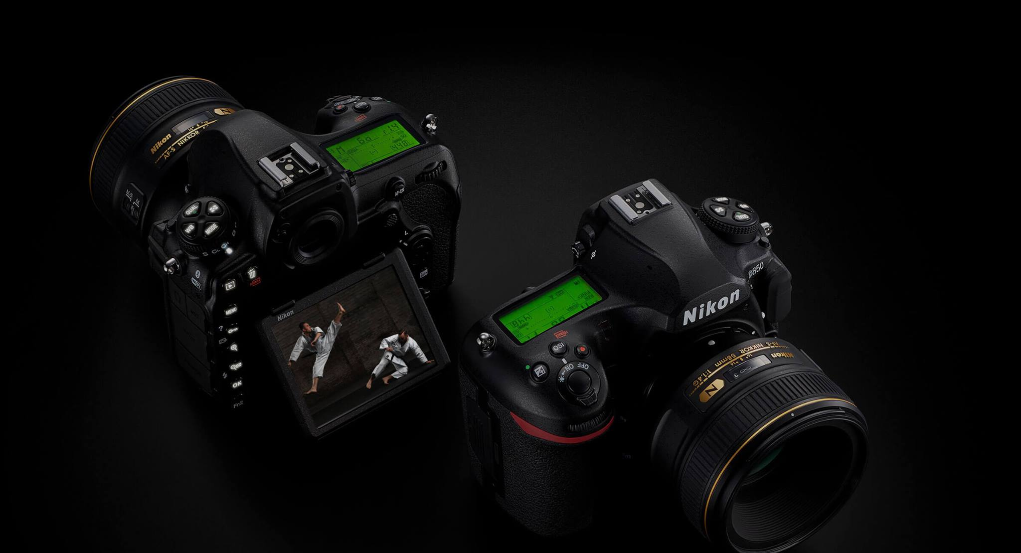 Nikon D850 nuova reflex ad alta risoluzione di casa Nikon